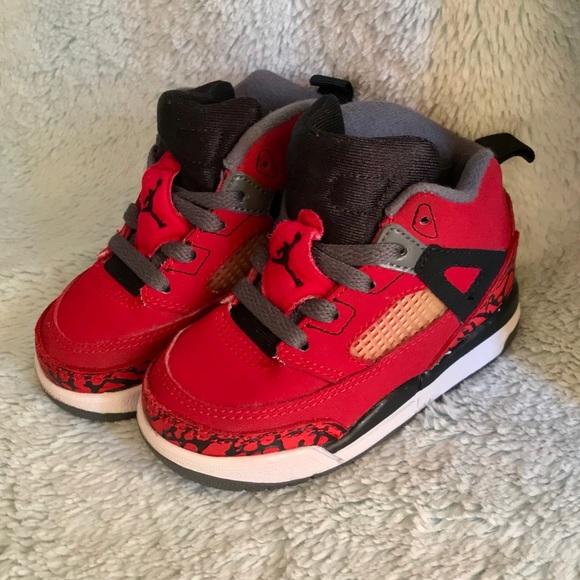 promo code c68a3 e2134 Jordan Other - Nike Air Jordan Spizike Toro Bravo Toddler 6